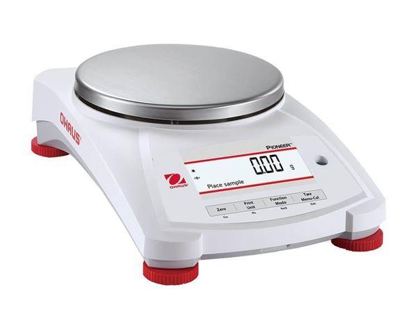 2,200g Capacity Ohaus Pioneer® Precision Balances, 0.01g Readability