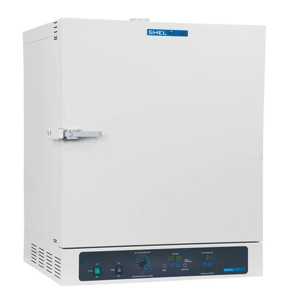 4.9ft³ Shel Lab® Oven, 583°F Max