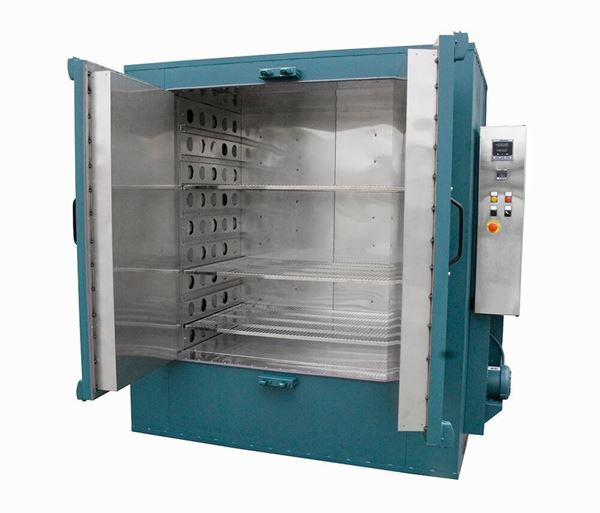 58.3ft³ Large Shelf Oven, 400°F Max