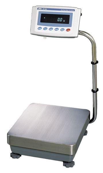 12,000g Capacity A&D GP Industrial Balance, 0.1g Readability