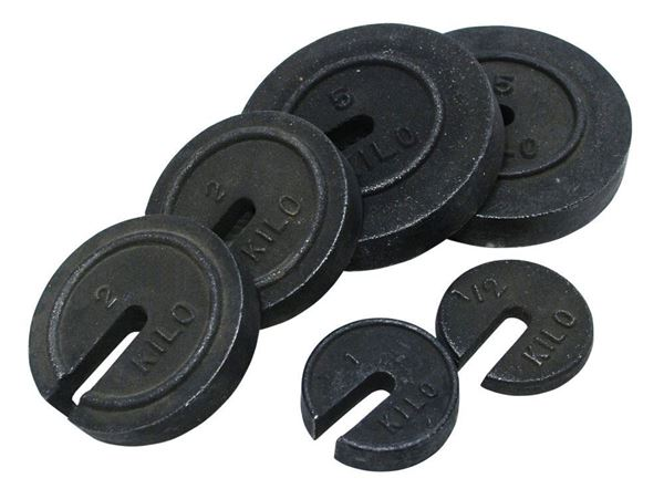 Avoirdupois Weight Set