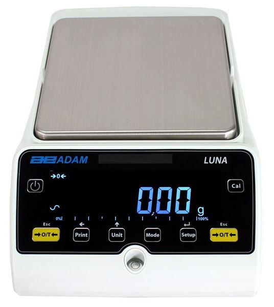 820g Capacity Adam Luna Precision Balance, 0.001g Readability