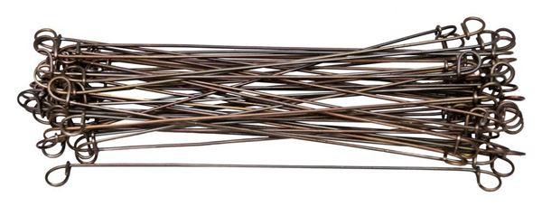 8in Double-Loop Wire Ties