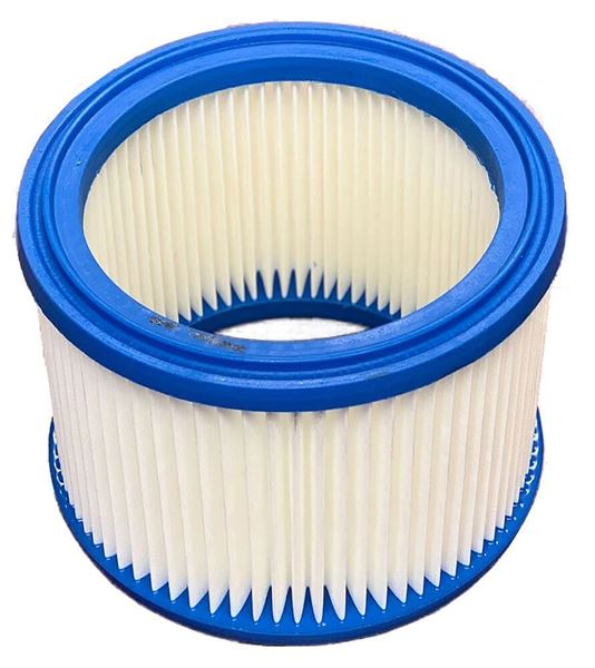 HEPA Filter for Vacuum System for Fines