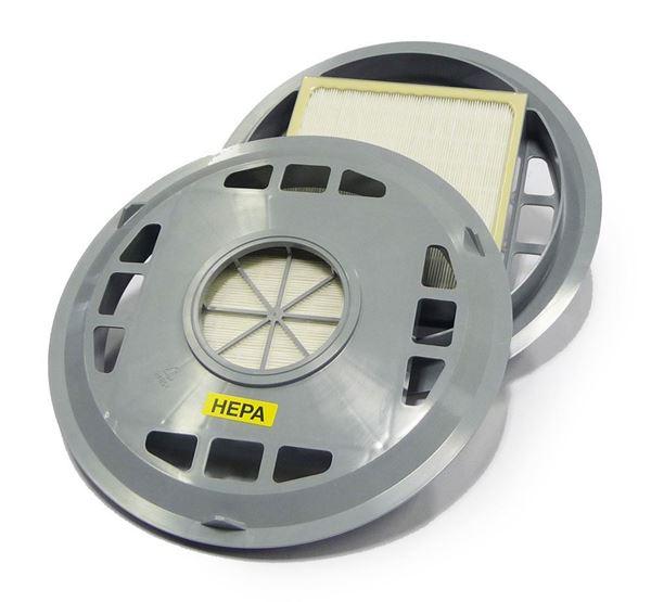 HEPA Replacment Cartridge for Standard Vacuum System