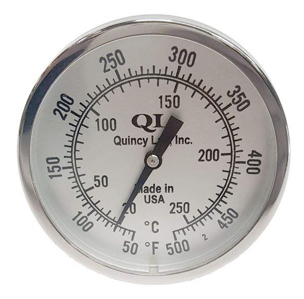 Dual Range In-Door Thermometer