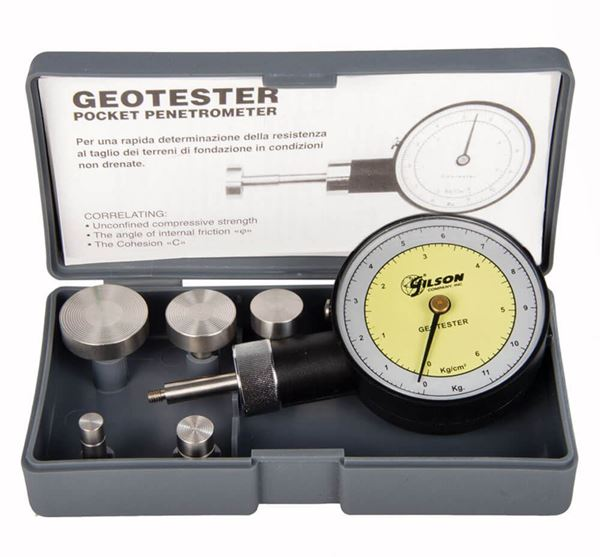 Geotester Pocket Penetrometer