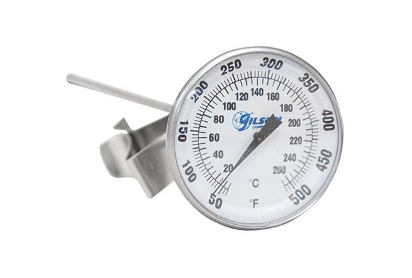 Dual Range Dial Thermometer, 0°—550°F / 0°—285°C