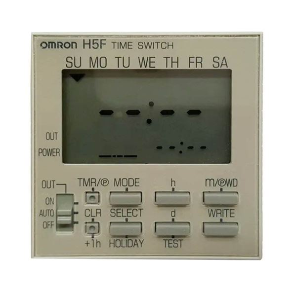 7-Day Programmable Timer for Bench Ovens