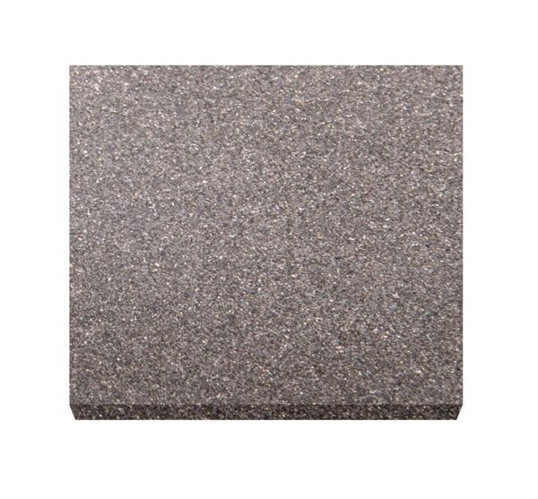 12x12in Porous Stone, 0.5in thick