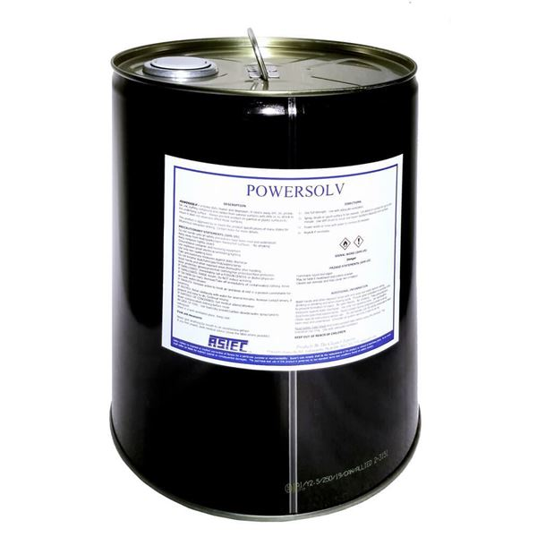5gal Power-Solv Extraction Solvent shown