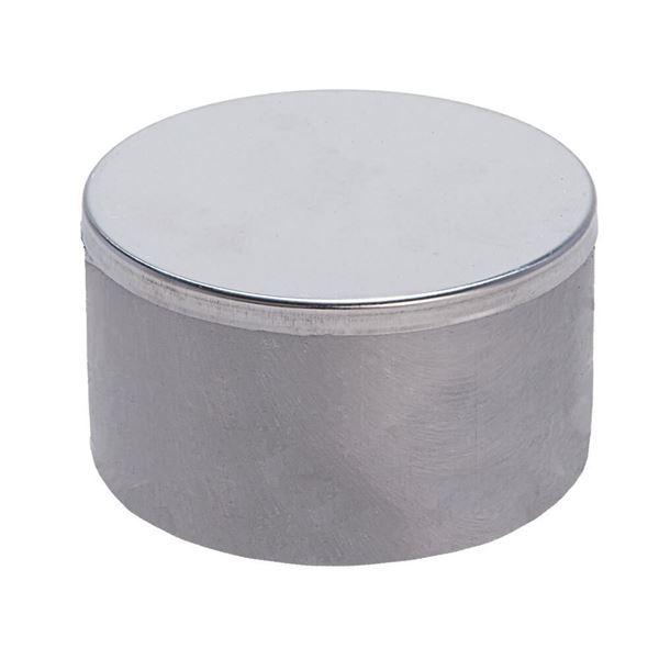 11oz. Aluminum Sample Container