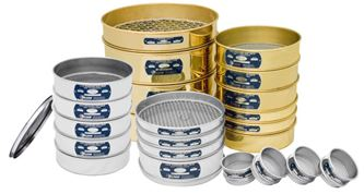 ASTM Test Sieves | USA Standard Test Sieve - Gilson Co